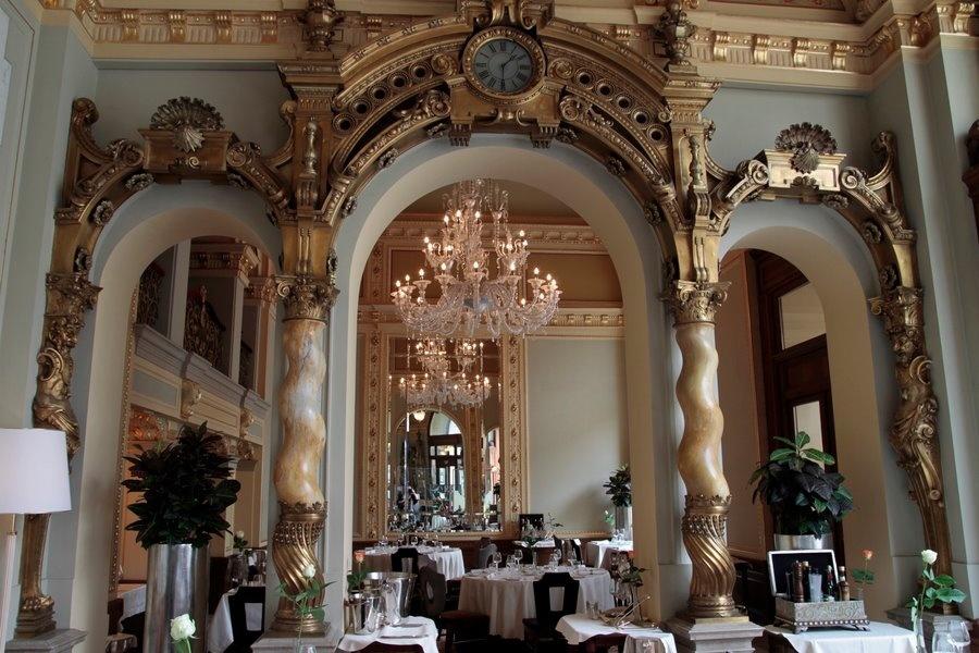 Salon Restaurant