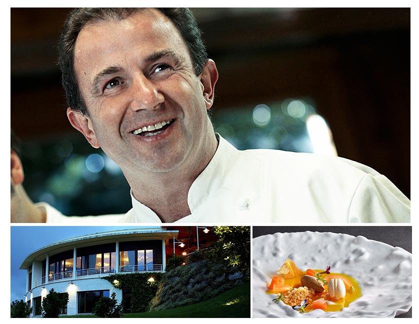 Fotók: www.relaischateaux.com, www.blog.daviddejorge.com, www.cateringmartinberasategui.com