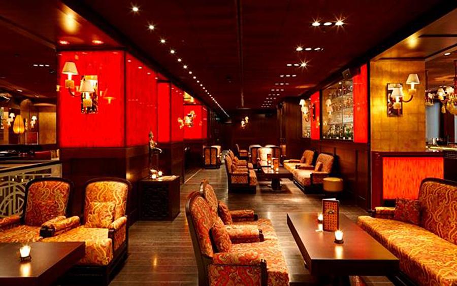Buddha-Bar Lounge (Fotó: Buddha Bar Lounge // Facebook)