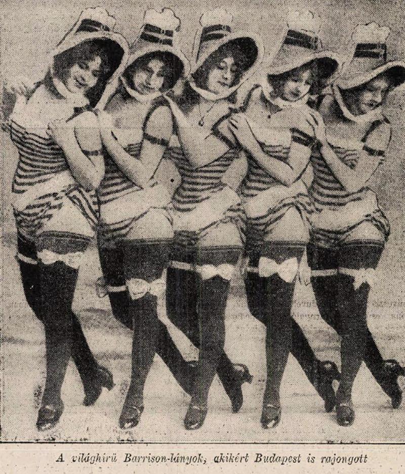 Budapesti Hírlap, 1930. (A fotó a szerző, Csontó Sándor tulajdona.)